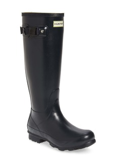 Hunter Norris Field Waterproof Boot (Women) (Wide Calf)