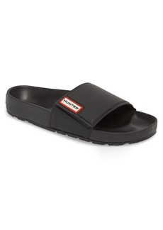 Hunter Original Adjustable Slide Sandal (Men)