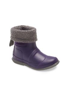 Hunter Original Fleece Lined Boot (Walker, Toddler, Little Kid & Big Kid)