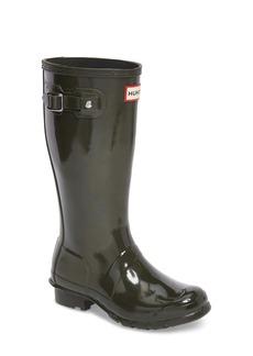 Hunter Original Gloss Rain Boot (Little Kid & Big Kid)