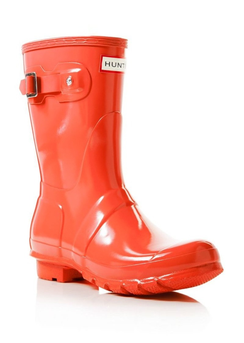 Hunter Original Gloss Short Rain Boots