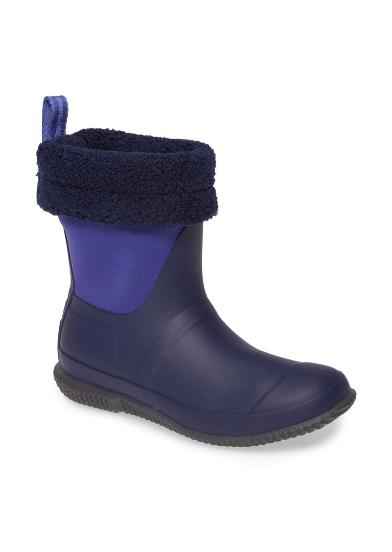 Hunter Original Insulated Slipper Boot (Women) (Wide Calf)
