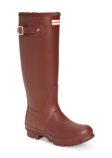Hunter Original Insulated Tall Rain Boot (Women)