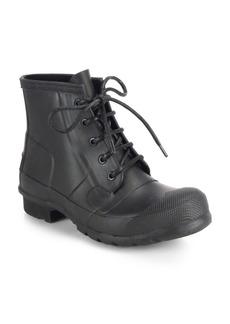 Hunter Original Lace-Up Rain Boots
