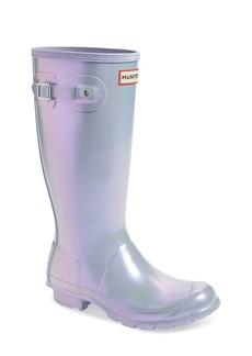 Hunter Original Nebula Waterproof Rain Boot (Little Kid & Big Kid)