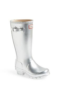 Hunter Original Waterproof Rain Boot (Little Kid & Big Kid)