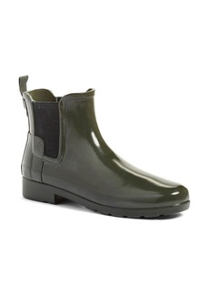 Hunter 'Original Refined' Chelsea Rain Boot (Women)