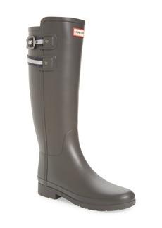 Hunter Original Refined Matte Rain Boot (Women)