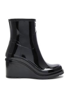 Hunter Original Refined Mid Wedge Boot