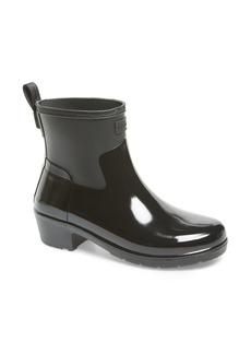 Hunter Original Refined Mixed Finish Waterproof Rain Boot (Women)