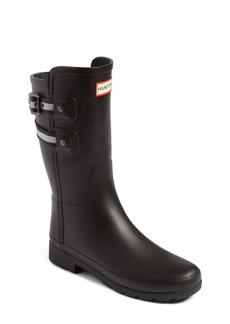 Hunter Original Refined Short Rain Boot (Women)