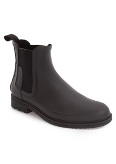 Hunter Original Refined Waterproof Chelsea Boot (Men)