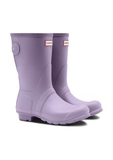 Hunter Original Short Back Adjustable Waterproof Rain Boot (Women)