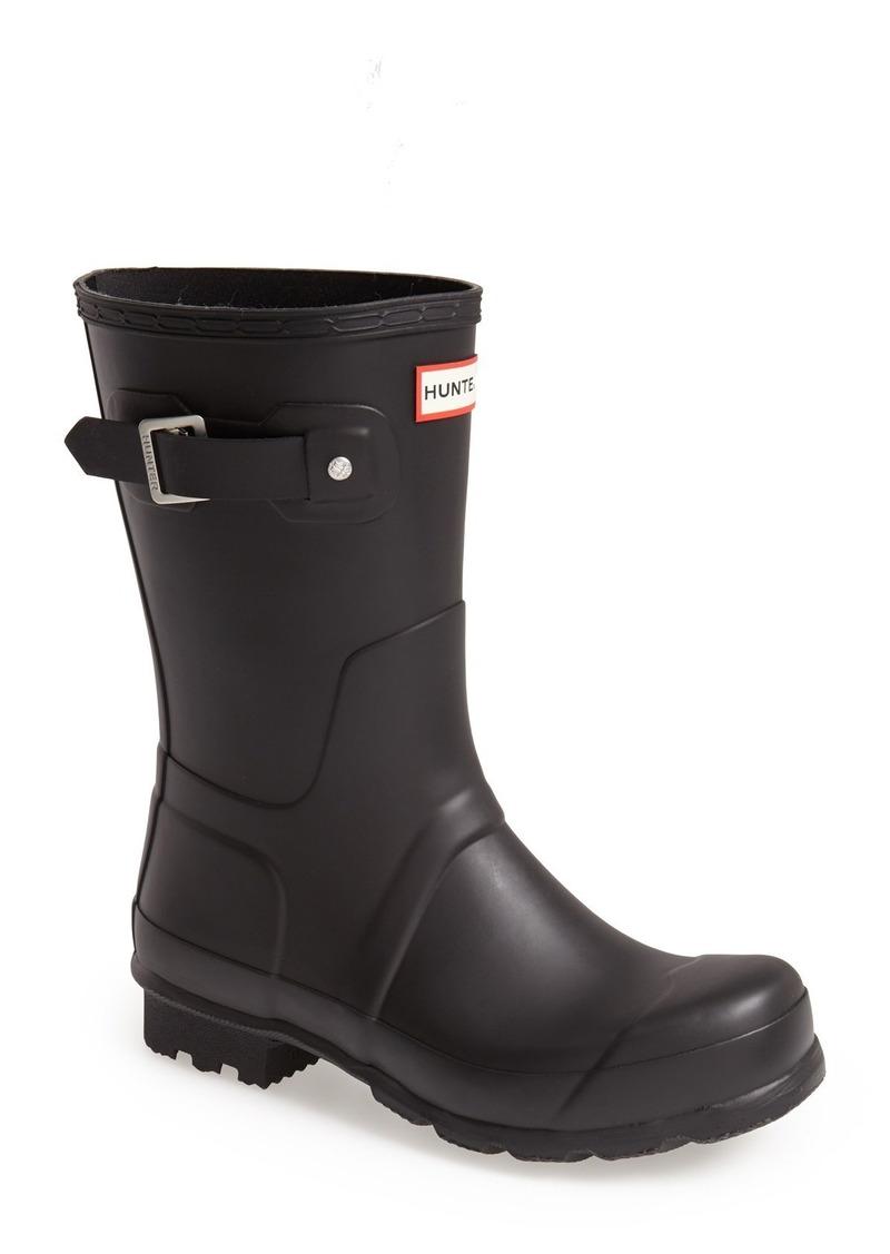 Hunter Original Short Waterproof Rain Boot (Men)
