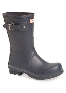 Hunter Original Short Waterproof Rain Boot (Men)