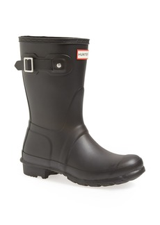Hunter Original Short Waterproof Rain Boot (Women)