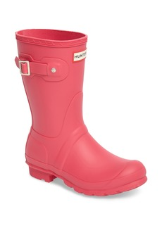 Hunter 'Original Short' Rain Boot (Women)