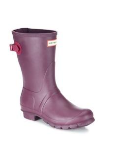 Hunter Original Short Rubber Rain Boots
