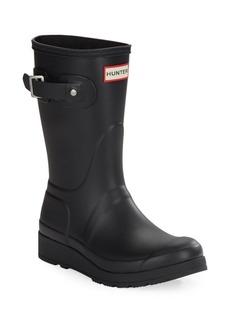 Hunter Original Short Wedge Rubber Boots