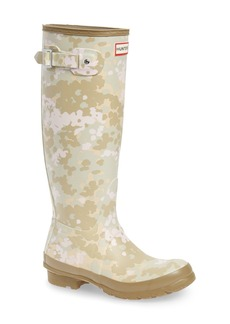 Hunter Original Tall - Flectarn Rain Boot (Women)