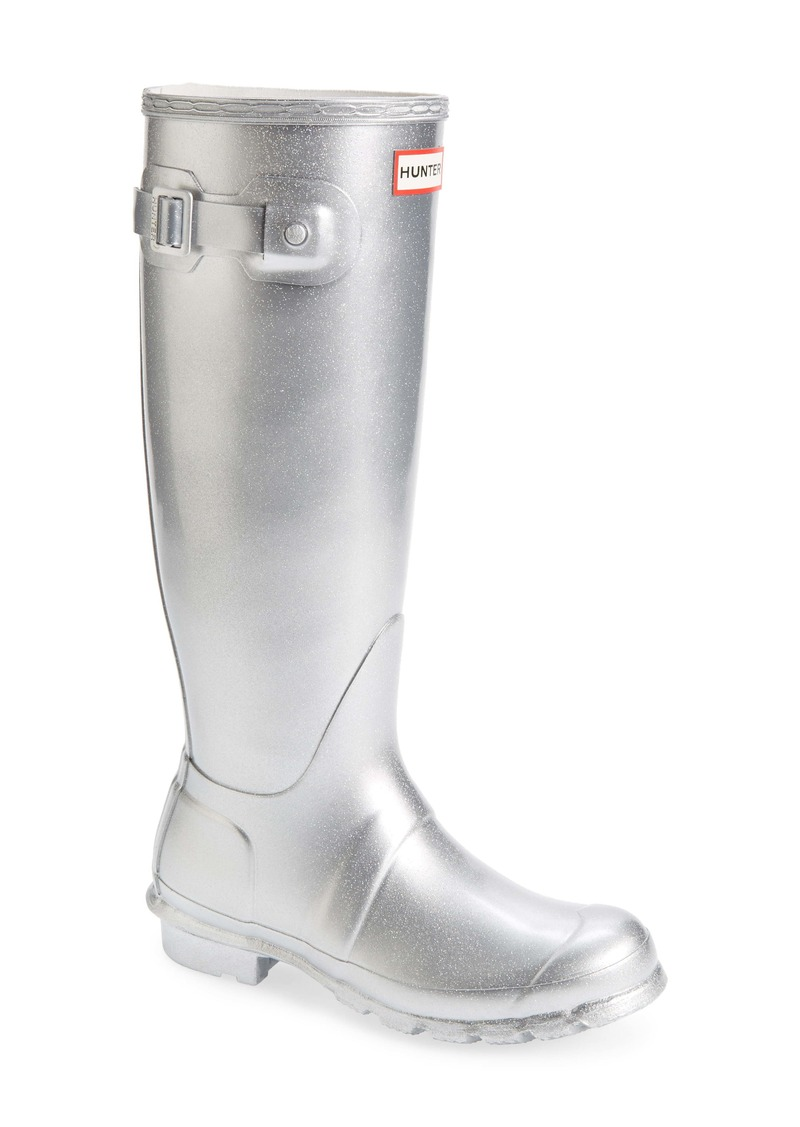 Hunter Original Tall Cosmic Waterproof Rain Boot (Women)