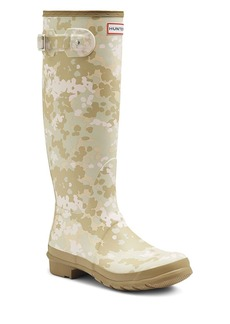 Hunter Original Tall Flectarn Camo Rain Boots