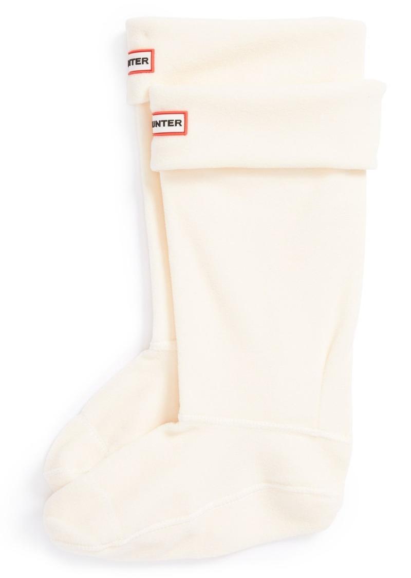 Hunter Original Tall Fleece Welly Boot Socks