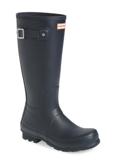 Hunter 'Original Tall' Rain Boot (Men)