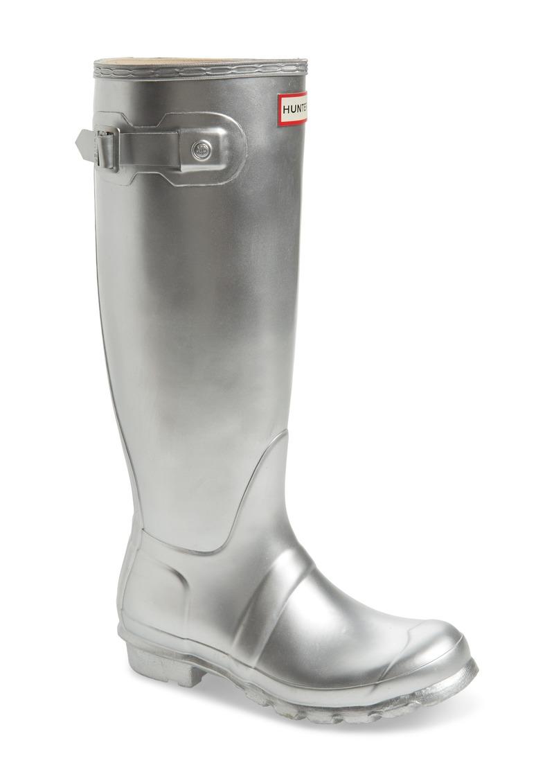 Hunter Hunter Original Tall Rain Boot Women Shoes
