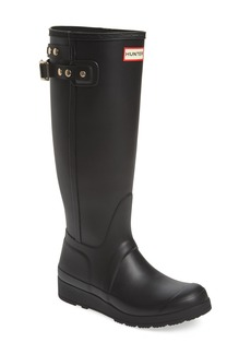 Hunter Original Tall Studded Wedge Rain Boot (Women)
