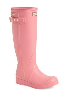 Hunter Original Tall Studded Wedge Rain Boot (Women)