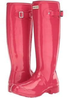 Hunter Original Tour Gloss Packable Rain Boot