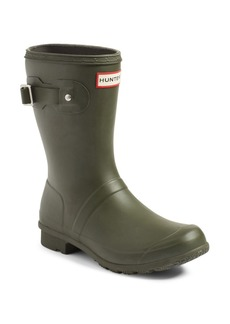 Hunter Original Tour Short Packable Rain Boot (Women)