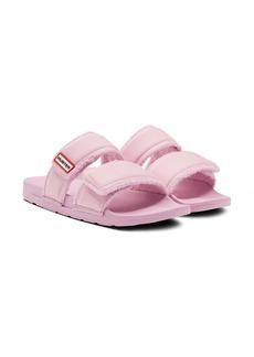Hunter Original Two-Strap Slide Sandal (Women)