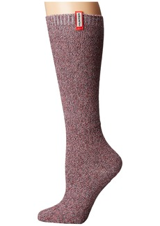 Hunter Original Underknit Mouline Sock