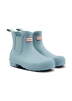 Hunter Original Waterproof Chelsea Rain Boot (Women)