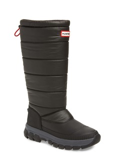 Hunter Original Waterproof Insulated Snow Boot (Women) (Wide Calf)