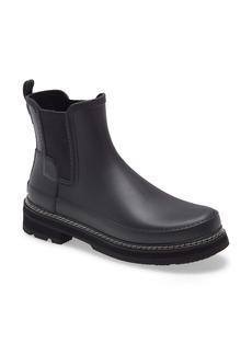 Hunter Refined Stitch Waterproof Chelsea Boot (Women)