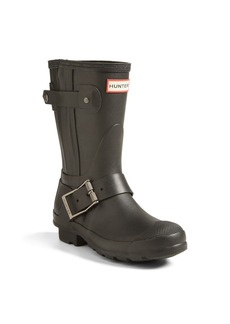 Hunter 'Short Moto' Rain Boot (Nordstrom Exclusive) (Women)