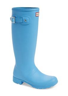 Hunter 'Tour' Packable Rain Boot (Women)