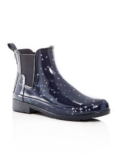 Hunter Women's Refined Constellation Print Rain Boots