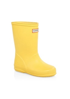 Hunter Kid's First Classic Rain Boots
