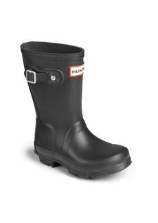 Hunter Kid's Original Tall Rubber Rain Boots