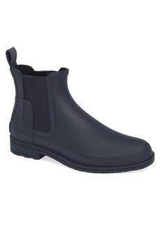 Men's Hunter Original Refined Waterproof Chelsea Boot