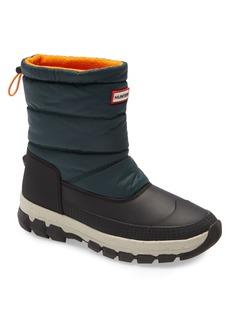 Men's Hunter Original Waterproof Insulated Short Snow Boot