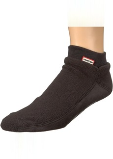 Hunter Original Ankle Boot Sock Fitted Fleece