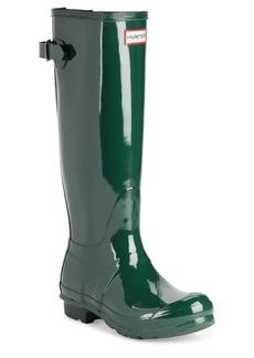 Hunter Original Back Adjust Rain Boots