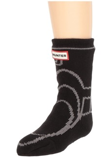 Hunter Original Boot Slipper Socks (Toddler/Little Kid/Big Kid)