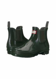 Hunter Original Chelsea Boots Gloss