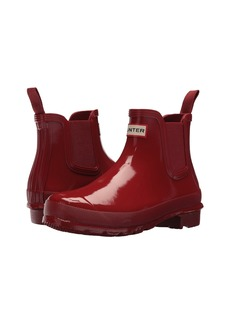 Hunter Original Chelsea Boots Gloss